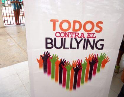 Capacitación Sobre Bullying Escolar en Hogar Diamante