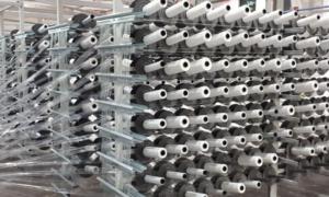 Producción de telas en medidas y gramajes varios